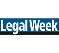 Legal Week Logo